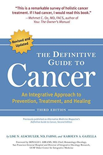 The Definitive Guide to Cancer by Lise Alschuler